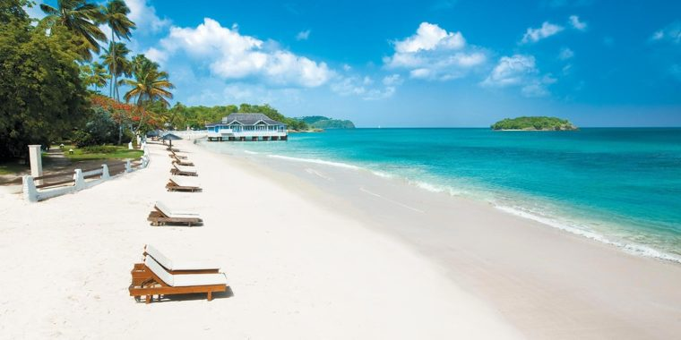 St Lucia - Halcyon Beach Photo #1