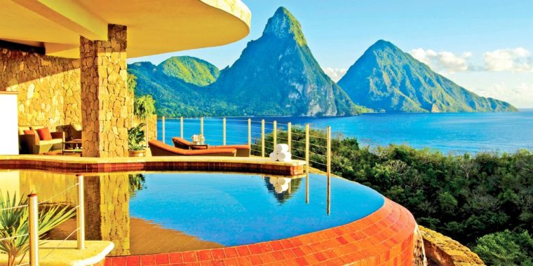 St Lucia - JadeMountain Photo #1