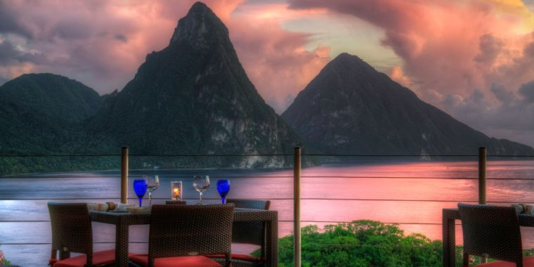St Lucia - JadeMountain Photo #2