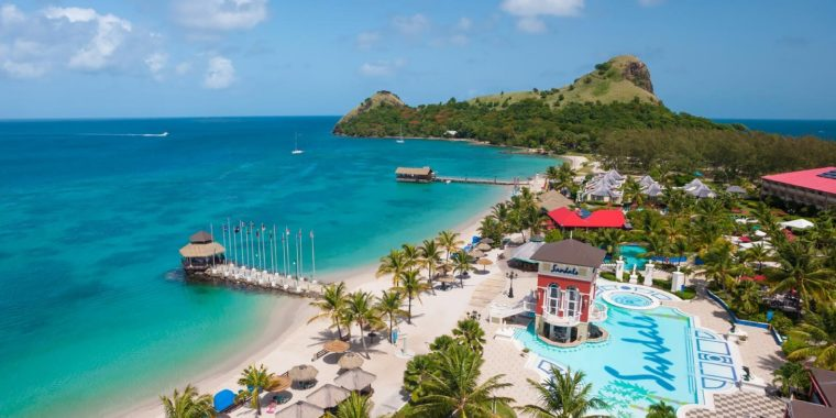 St Lucia - Sandals Grande Photo #1