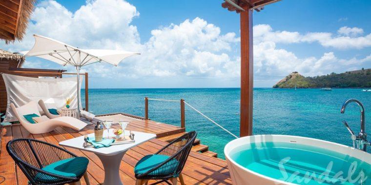 St Lucia - Sandals Grande Photo #2