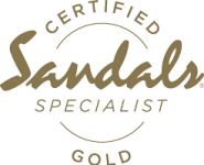 Sandals-Gold-Certified-SpecialistSM